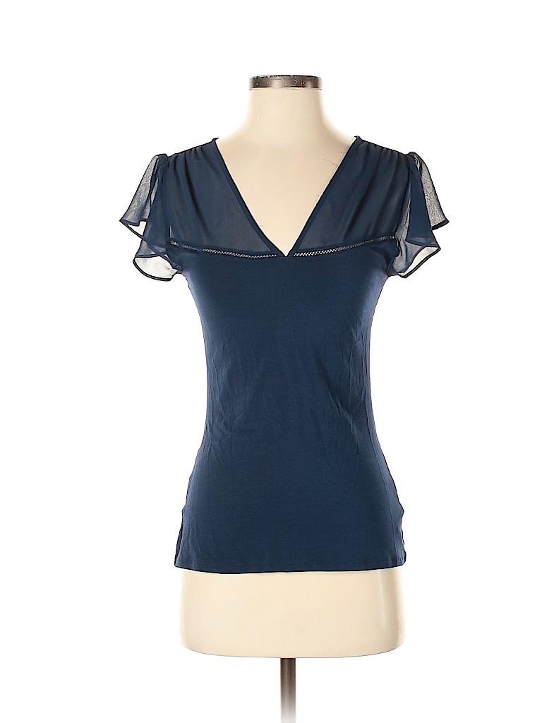 Express Women Short Sleeve Top Size S
