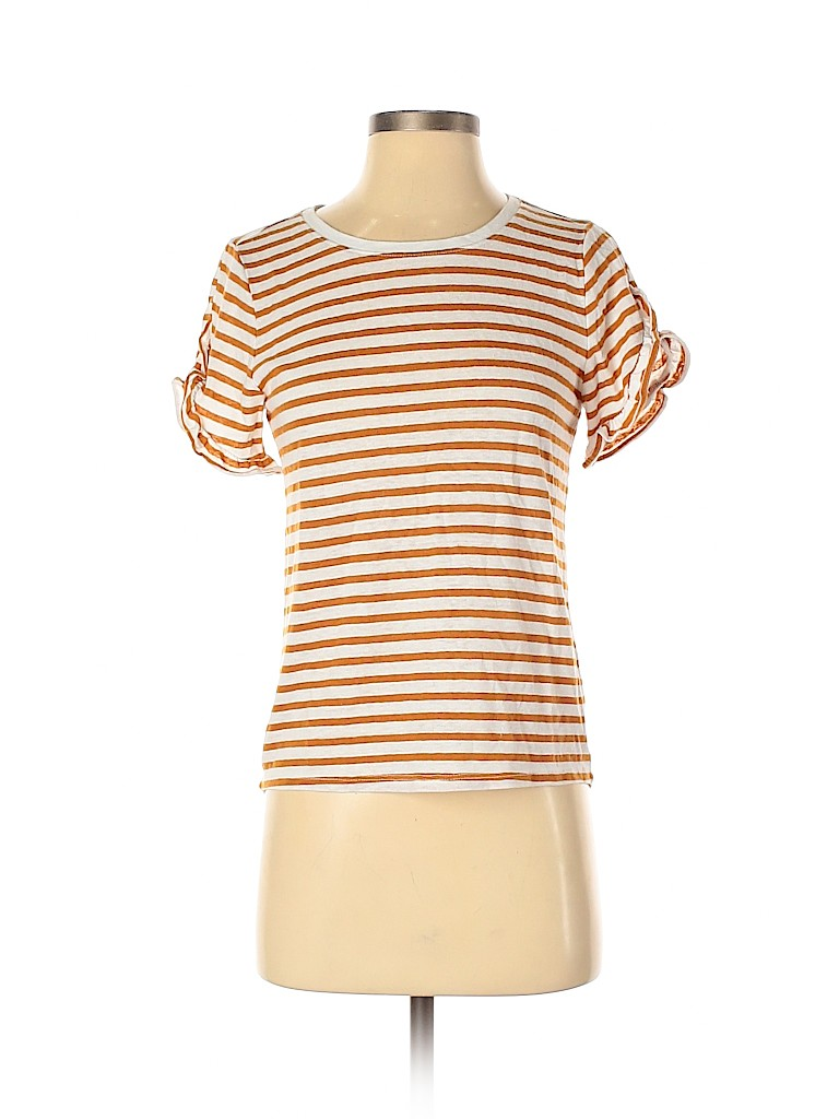 A New Day Women Short Sleeve Top Size S