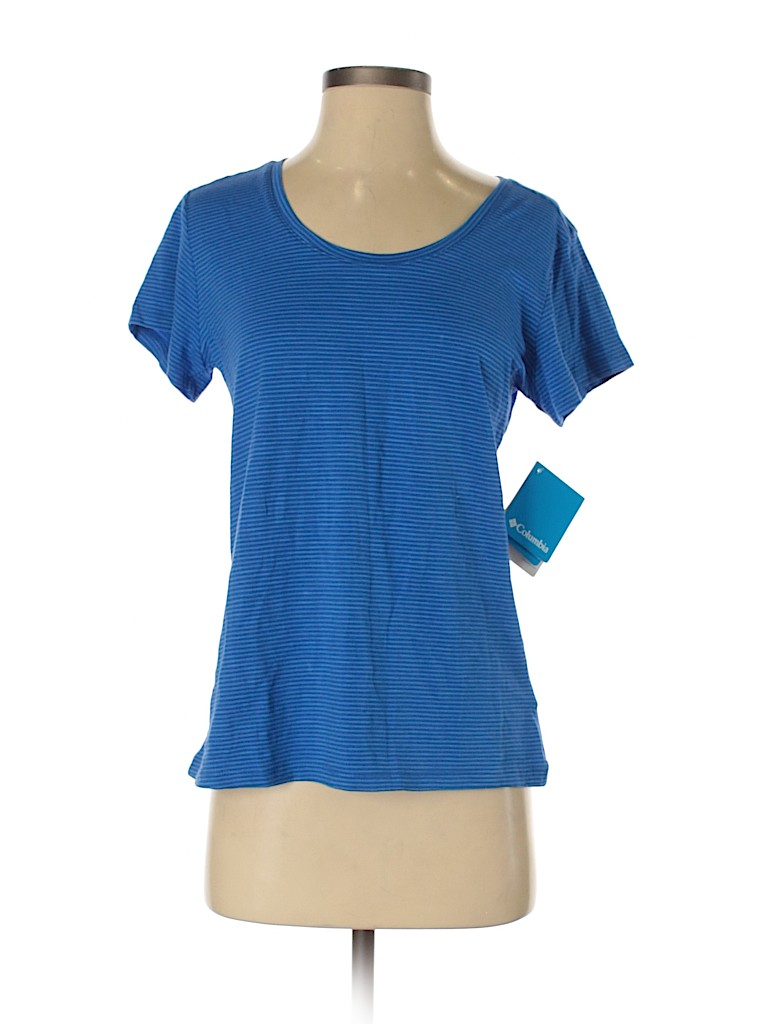 Columbia Women Short Sleeve T-Shirt Size S